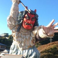 10/19  久保田城跡〜赤神神社、五社堂へ