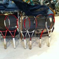 ケニーのテニスラケット「ロジャー・フェデラー」モデルの使い心地チェック!