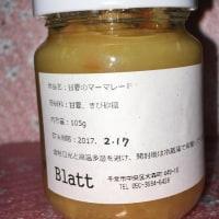 千葉市中央区大森町/国産小麦粉と天然酵母の美味しいパン屋さん/Blatt  食べてしまう