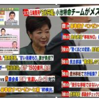 東京都の利権に関与した人びと コラム(190)