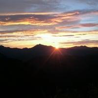 先週の剱・立山を振り返る…
