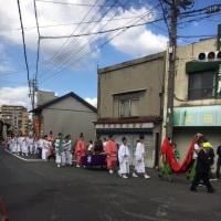 鳴海八幡宮例大祭(その2)