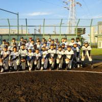 ◎小・中学校軟式野球交流試合イベント
