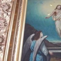 「キリストの復活」 マタイによる福音書28章1~10節