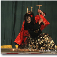 石見神楽亀山社中「貴船」⑯