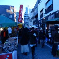 世田谷ボロ市に行く。