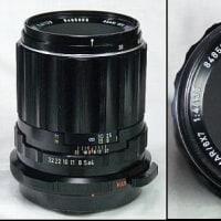 【第608沼】super-multi-coated MACRO-Takumar6X7 135mm F4 はじめて触る6X7レンズです