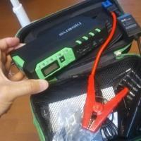 バッテリー上がりの際に役に立つ小型のジャンプスターター