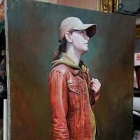 肖像画の仕事はお客様との信頼がベースとなります「吉田肖像美術」