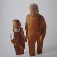 舟越桂著「おもちゃのいいわけ」& 父の背中