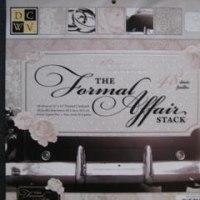 【DCWV】のペーパーもお買い得・The Formal Affair Stack<shopWA・ON>
