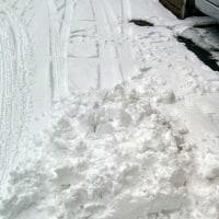 [小樽観光タクシー・ジャンボタクシー]北海道小樽観光タクシー高橋の[小樽観光タクシーの小樽自宅雪かき・しんどい]