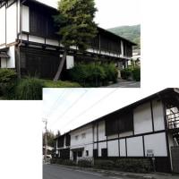 中山道-下諏訪宿跡