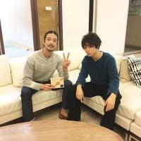 大橋トリオさんと虹郎くんのラジオトーク