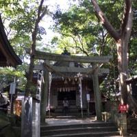 蒲郡の竹島に行ってきました。