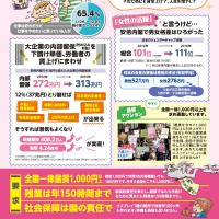 17春闘ポスター