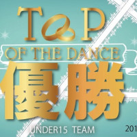 本日はTOP OF THE DANCE