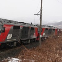 JR室蘭本線で貨物列車脱線(2017年)