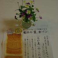 乃が美の「生食パン」にはまっています