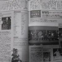 wwsが週刊プロレスに