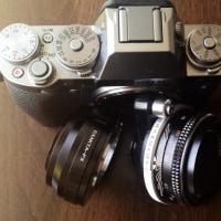 旧IHAGEE DRESDEN製EXAKTA VX1000 + EXAKTAR 50mm f2