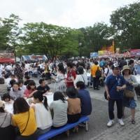 ベトナム祭に行く(代々木公園)