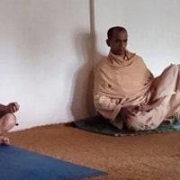 瞑想センターへ