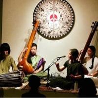 ドゥルパド声楽家Shree+パカーワジ奏者カネコテツヤ 北インド古典音楽ドゥルパド声楽ツアー@関東 ご報告とお礼