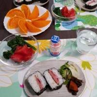 29日連休初日の昼ご飯