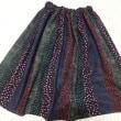 スカート縫いました