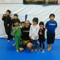子どもの格闘技クラス