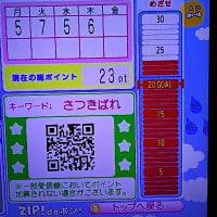 5/18・・・ZIP!deポン!プレゼント