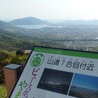 新緑の大平山