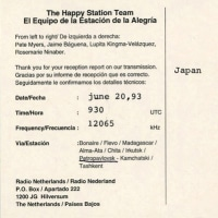 「Happy Station Show」ラジオ・ネダーランド Tom Meyerポートレイト