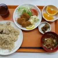 合宿@最終日の昼食