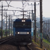 2017年5月29日,今朝の中央線 81レ EH200-17