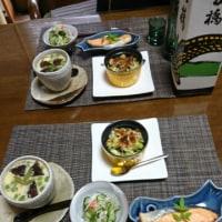 ~メインのない夕食 そしてソーメンの季節 ~