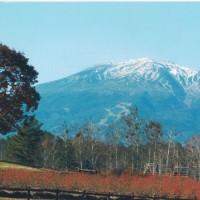 冬になりかけた御嶽山