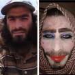 女装して脱出しようとしたイスラム国テロリスト