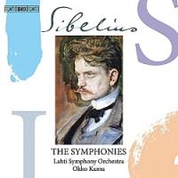 音と演奏の良いCD3(シベリウス 交響曲全集)