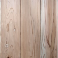 九州から来た杉板(厚さ3cm)