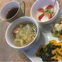 5/26またチョップドサラダ  週末前に糖質オフダイエット頑張ってます!