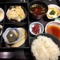 相方と和食さと♪で夕ご飯(^^)/~~~