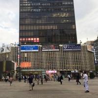 「みぼうじんカレー」 in 新橋。