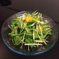 頼々軒厨房に入る:果物や柑橘を取り入れる