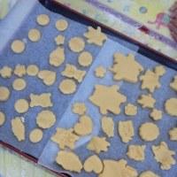 手作りクッキー、美味しいね♪