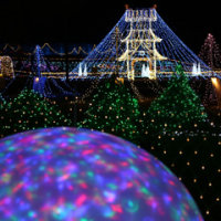 国営昭和記念公園 Winter Vista Illumination 2016