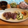 仙台仕込み牛タン焼き定食 前菜3種 トウモロコシ入り雑穀米 絶品ヘルシーごはん