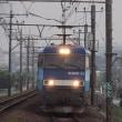 2017年7月25日,今朝の中央線 81レ EH200-23