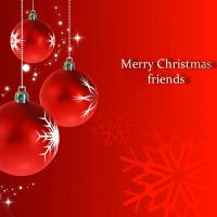 メリークリスマス!Merry Christmas 2016 !!